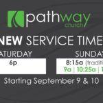 Expanding Worship Times